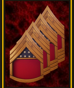 Marines Top 4 Military Shadowboxes